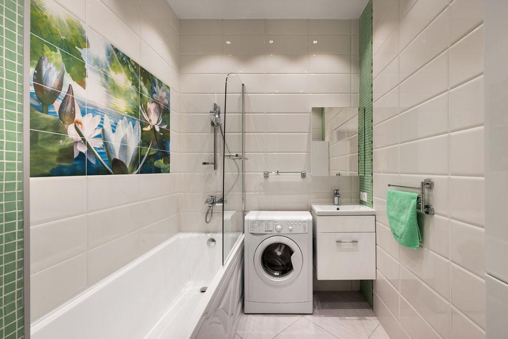 Дизайн интерьеров квартиры-студии, вид 7