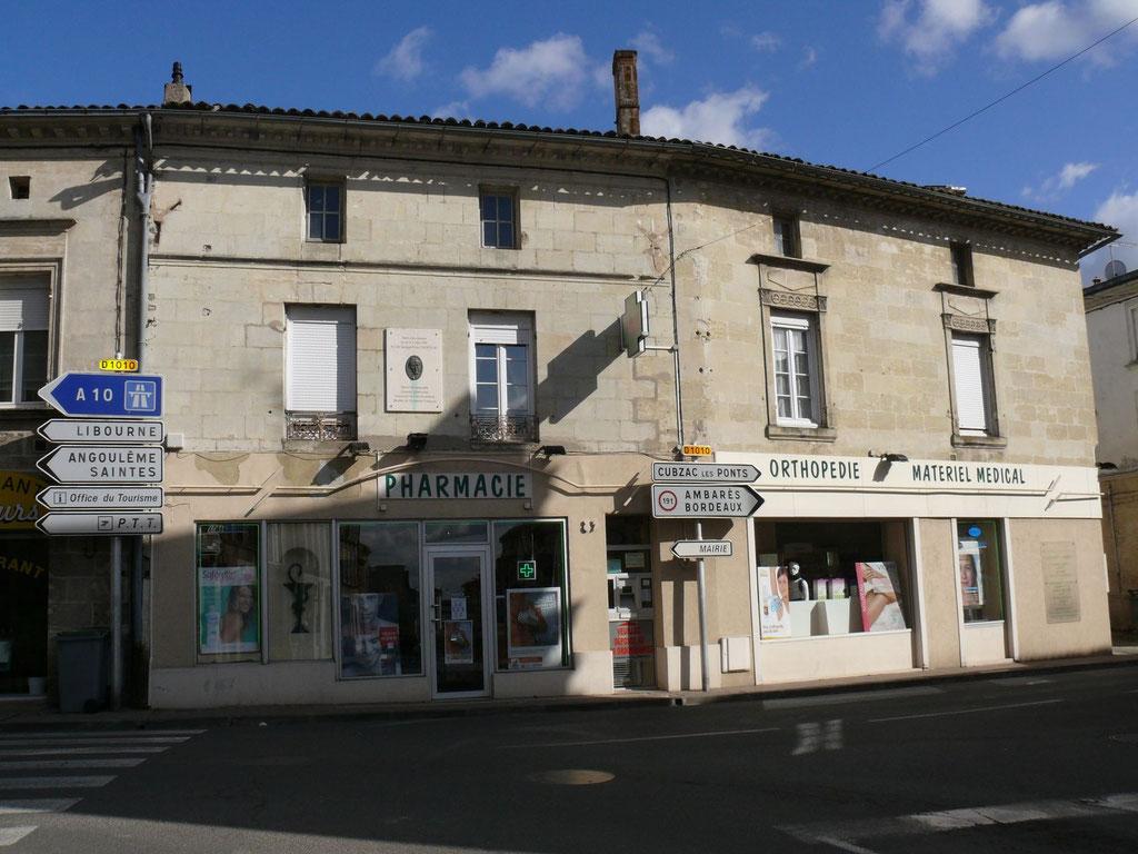 Maison natale de Jacques-Yves Cousteau