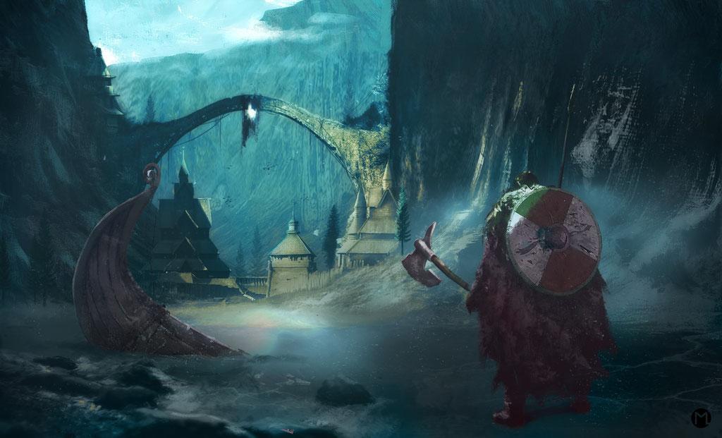 Artwork - Illustration - Revenge