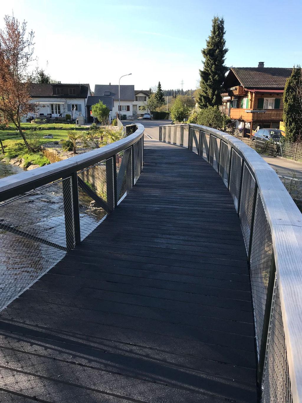 Brückenbeschichtung, rutschfest
