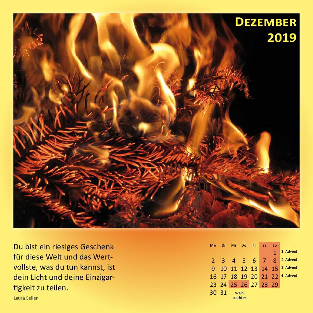 Kalenderformat 30 x 30 -
