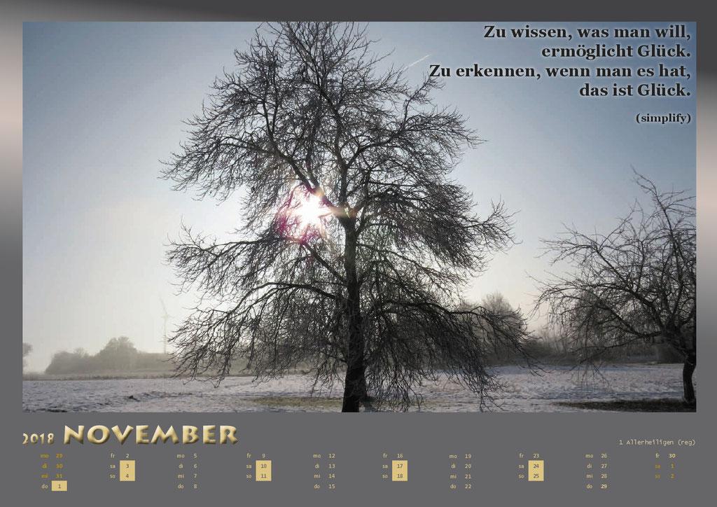 Kalenderformat A3 - Göttingen