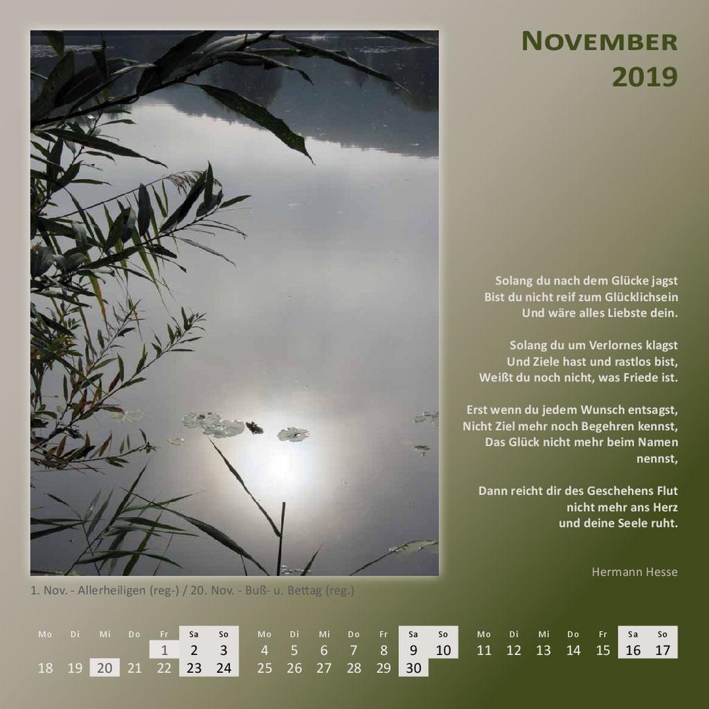 Kalenderformat 30 x 30 - Bad Sooden
