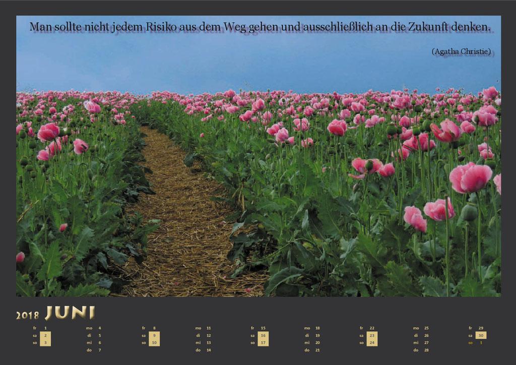 Kalenderformat A3 - Germerode