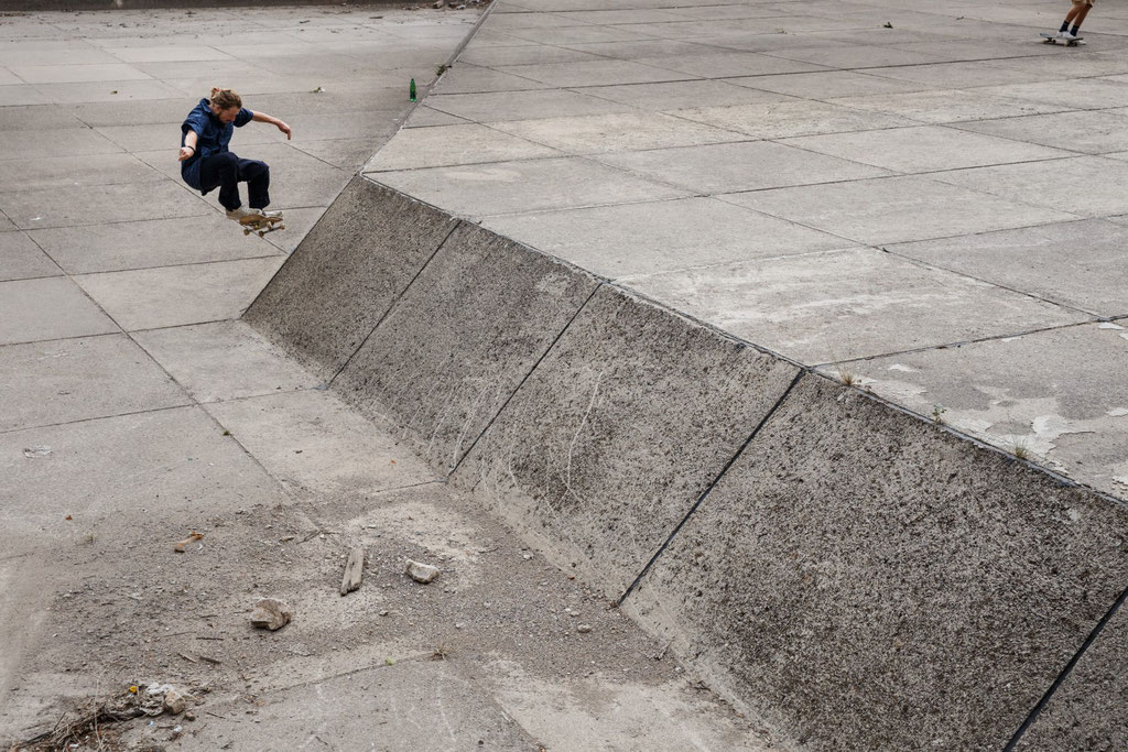 Ollie Marcus Ditch Croatia
