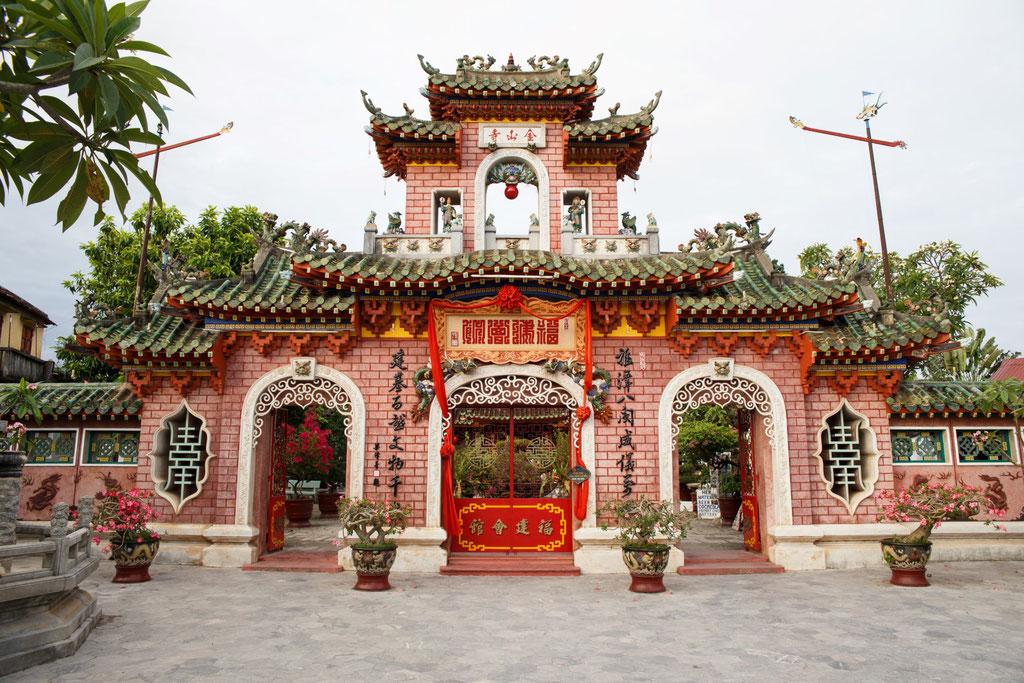 Chinesisches Gemeindehaus