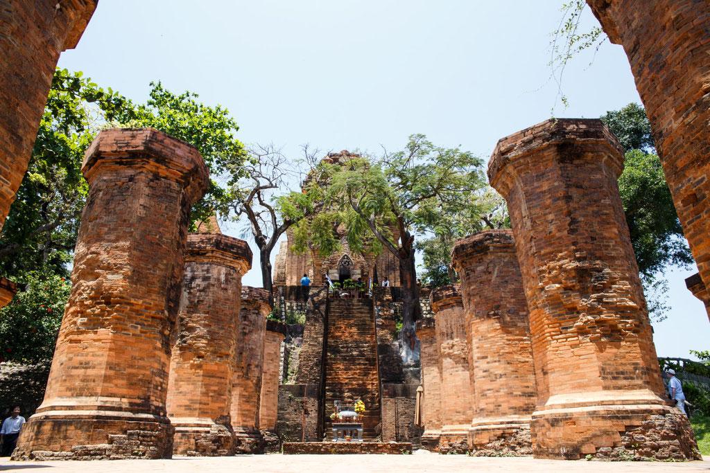 Nha Trang Tempel