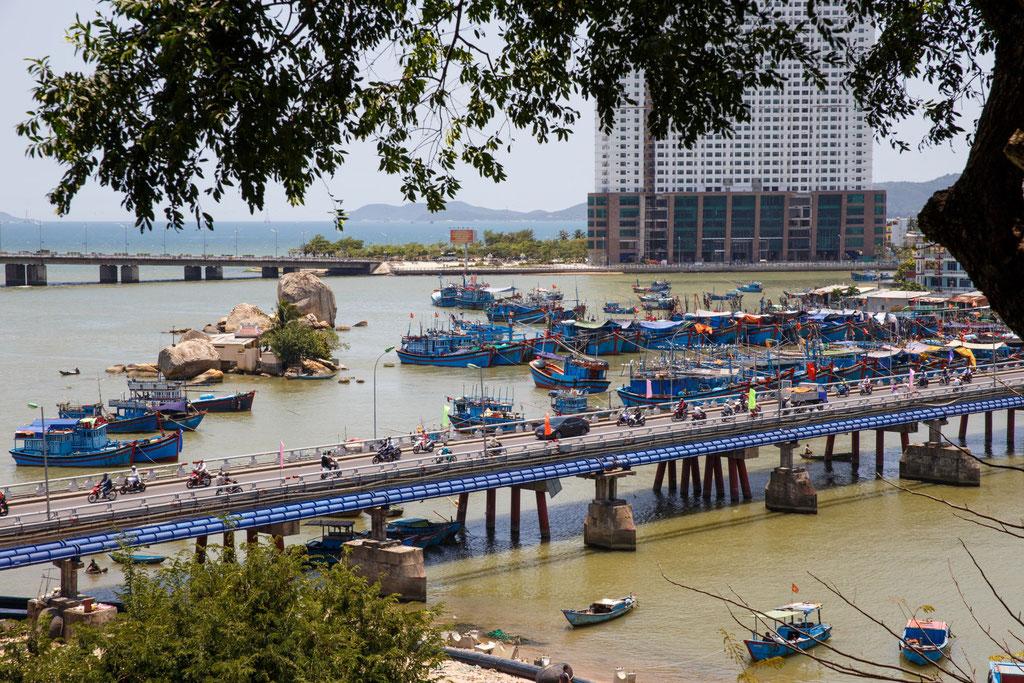 Nha Trang Hafen