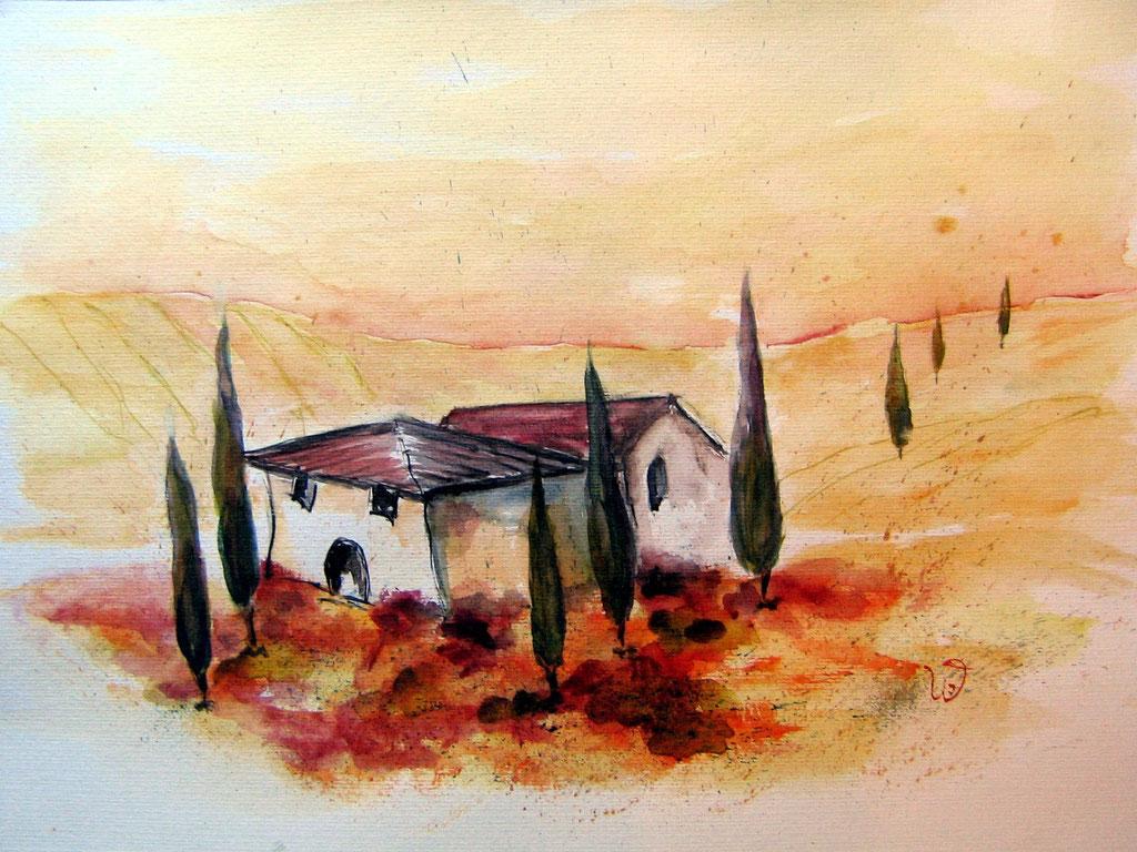 .-. Ferienhaus in der Toskana