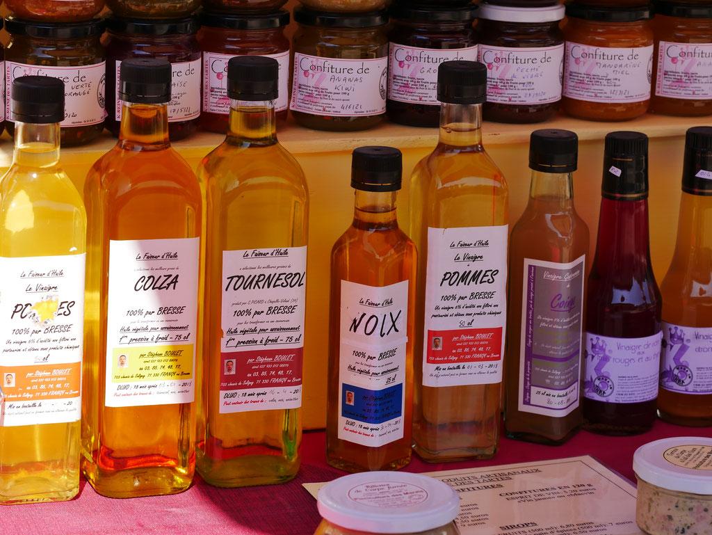 association llb - marché de bletterans - stéphane boulet - producteur de saône et loire