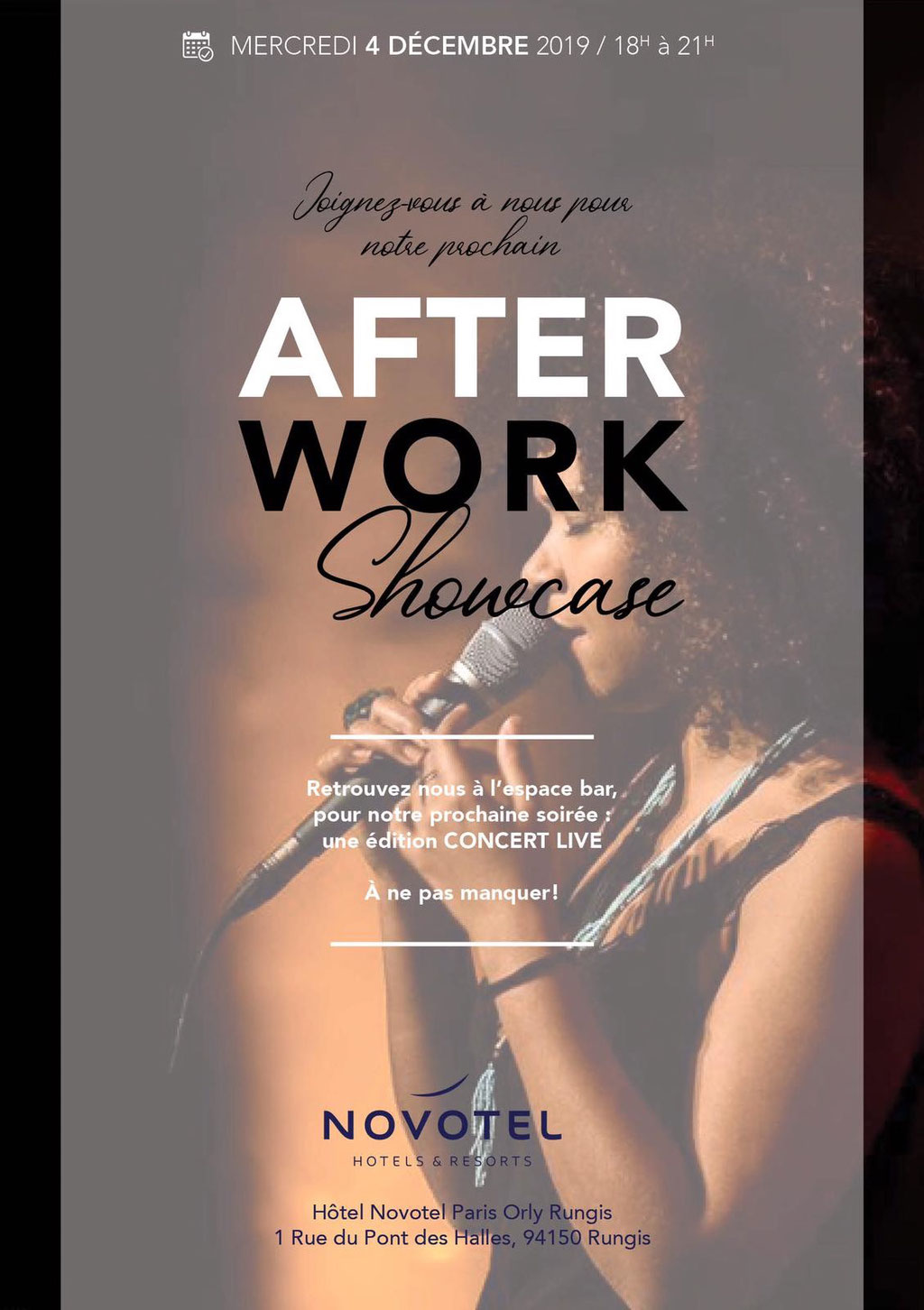 Cynthia Abraham - Afterwork Pop, Groove & Soul