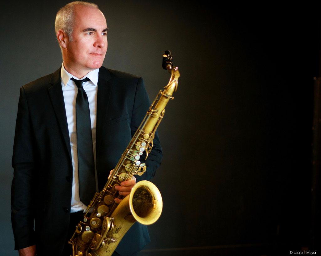 Laurent Meyer - Jazz, Jazz & Bossa Nova