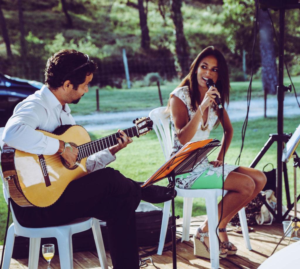 Mariage Volver Events - Cérémonie & Cocktail Musiques d'Amérique du Sud