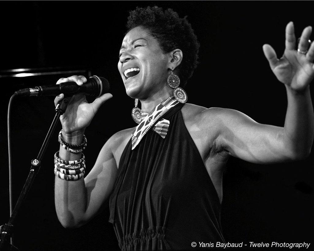 Faby Médina - Jazz, Pop