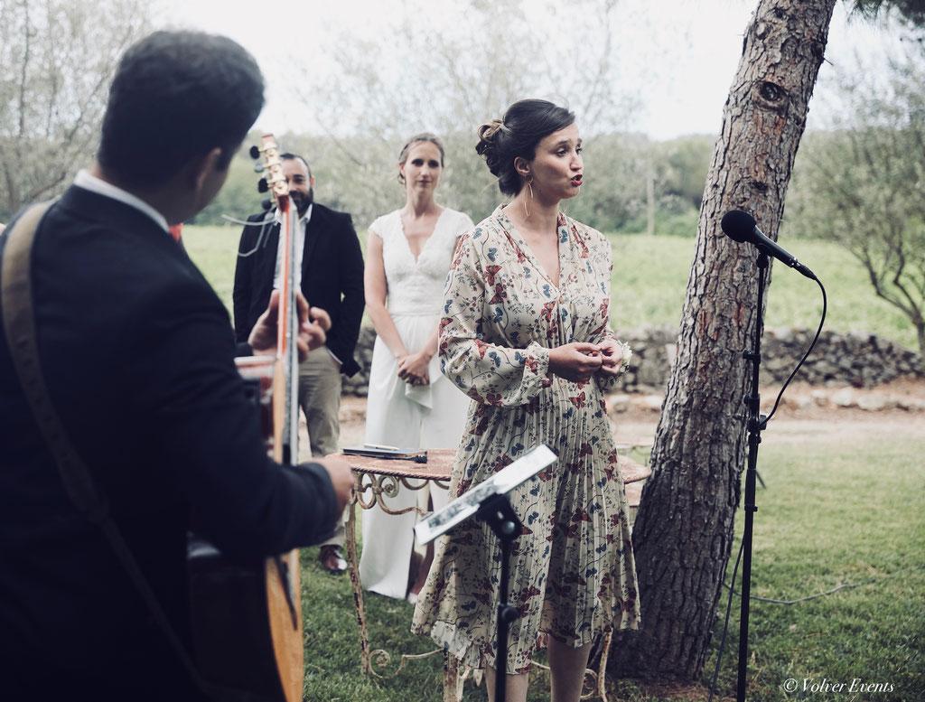 Mariage Volver Events - Cérémonie Lyrique & Cocktail Jazz & Bossa Nova