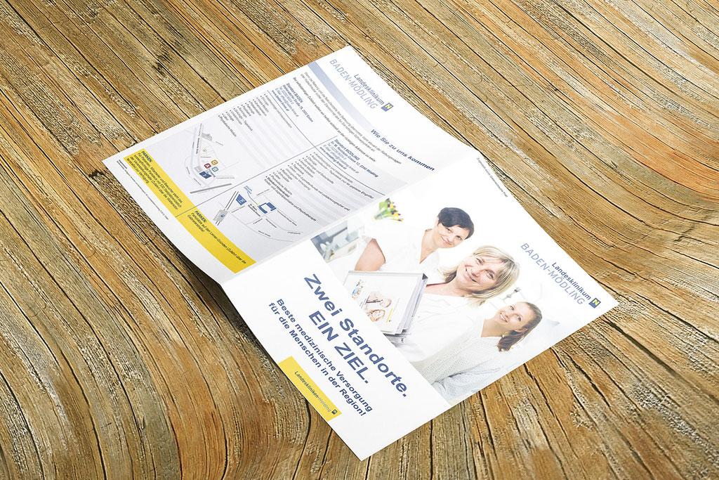 Patienteninfo Krankenhäuser Baden & Mödling – NÖ Landeskliniken Holding