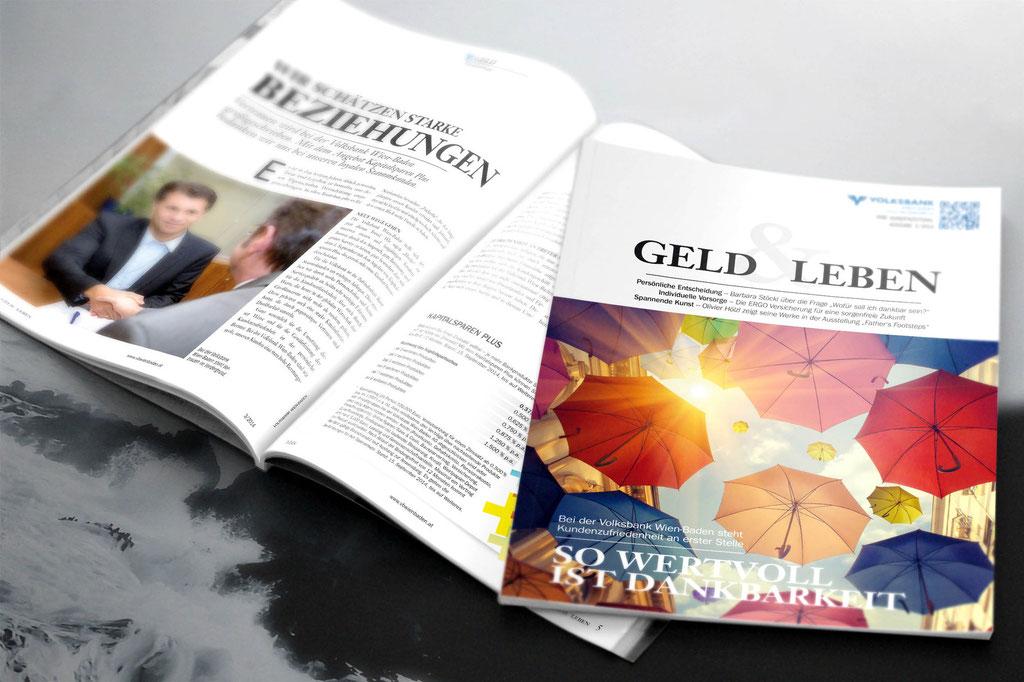 Volksbank Wien-Baden • Geld & Leben