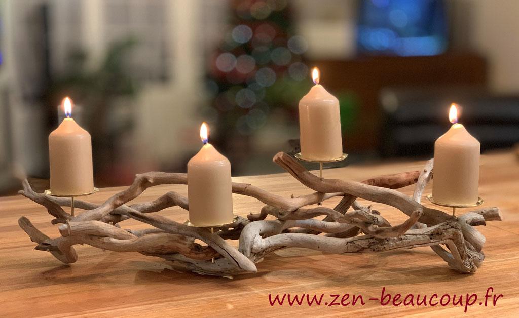 Déco bois flotté Zen Beaucoup