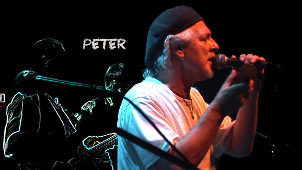 Peter Müller, Vocals & Harmonica