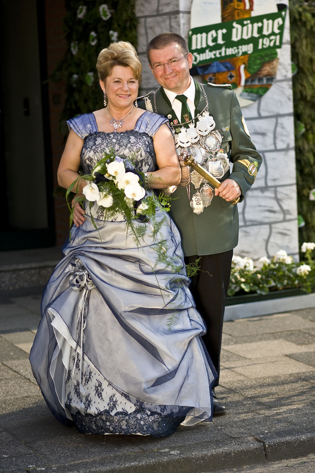 S.M. Klaus Reichl & Königin Regina 2008/2009