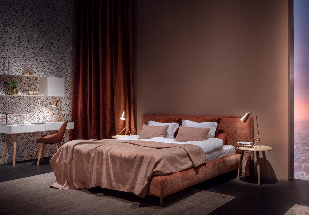 Furninova Bett Norfolk, ab Fabrik