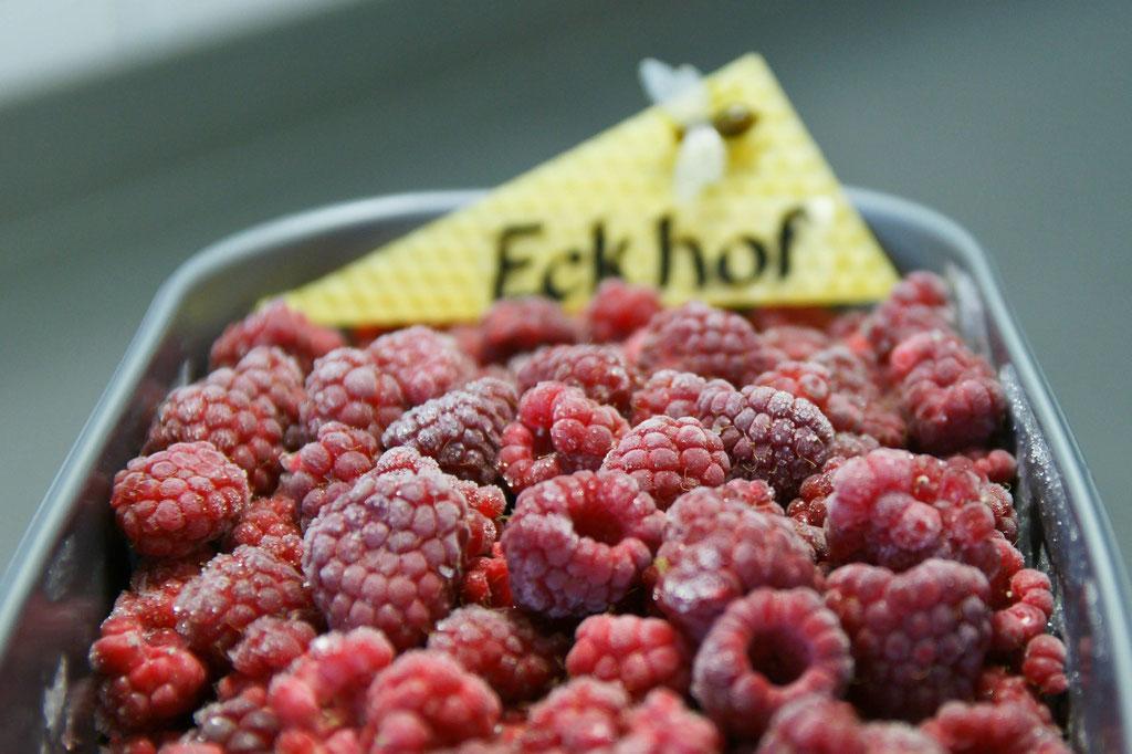 Früchte von regionalen Partnern