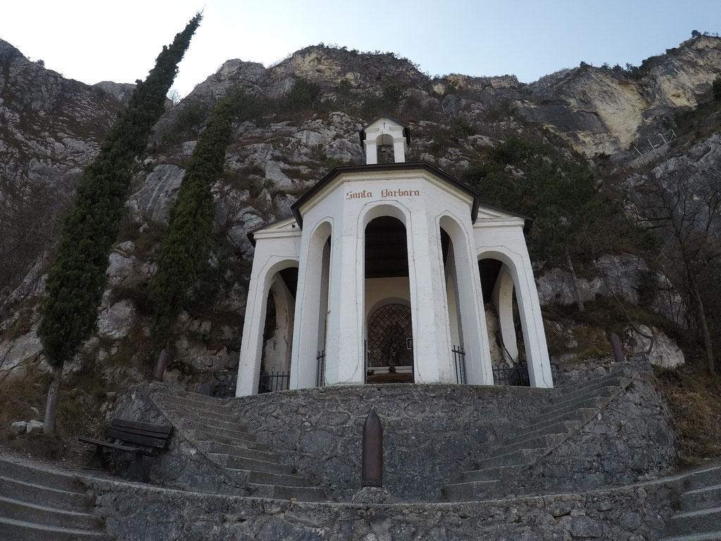 Kapelle Santa Barbara