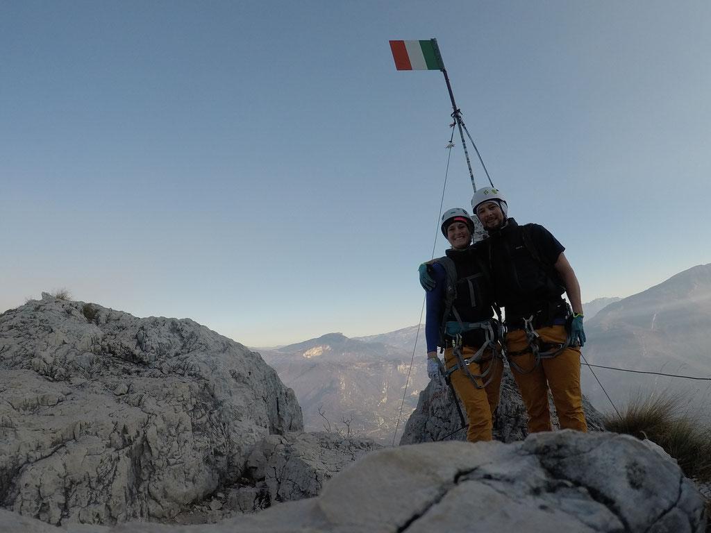 Gipfel Cima SAT