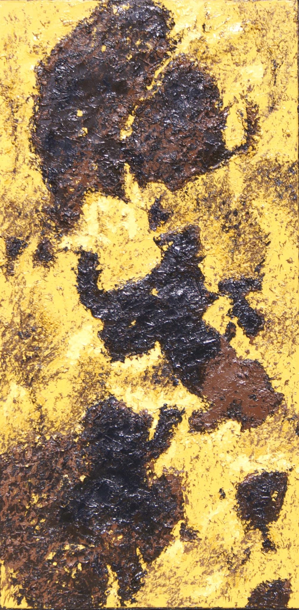 Maculare IX / Format 80 x 40 cm