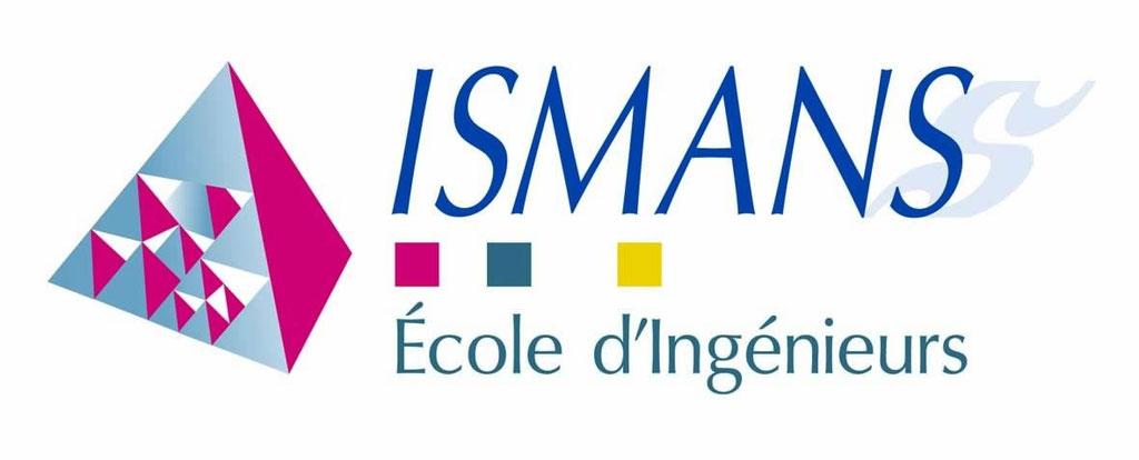Logo ISMANS
