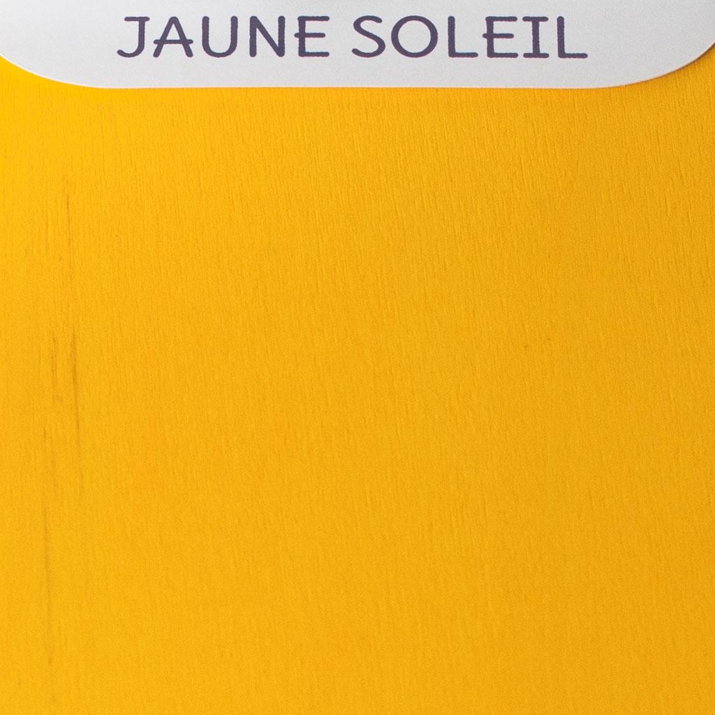 Jaune soleil - Nuancier Le Chaton et sa Poulette