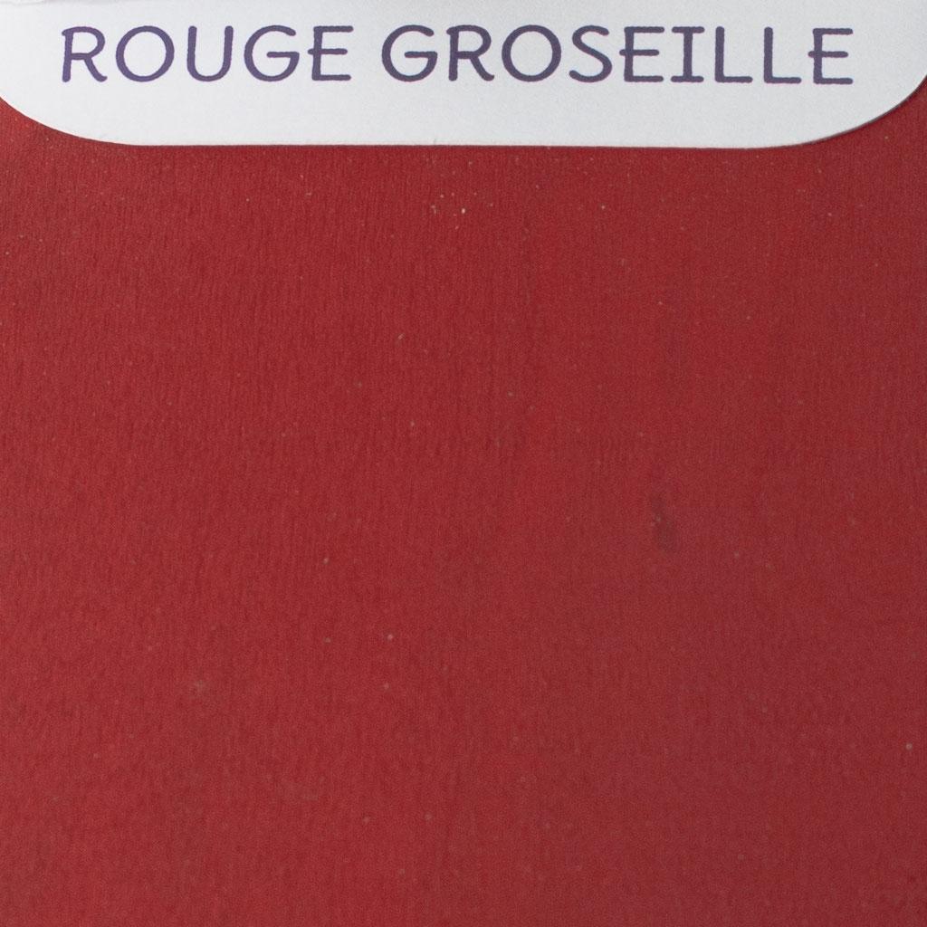 Rouge groseille - Nuancier Le Chaton et sa Poulette