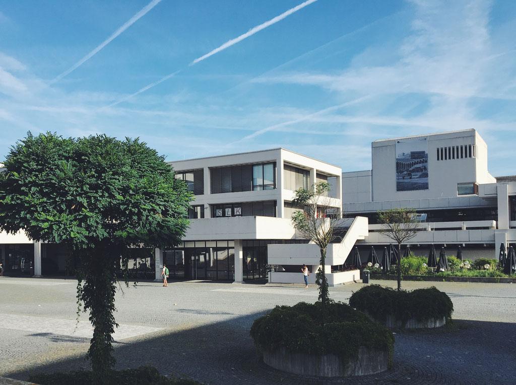 Die Universität Regensburg ©Sophie Fischer