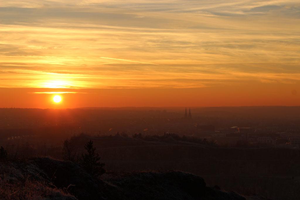 Sonnenuntergang ©Georg Beierlein