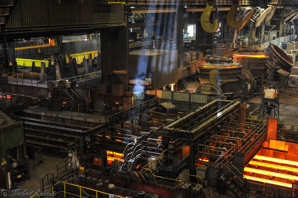 Duisburg Stahlwerk
