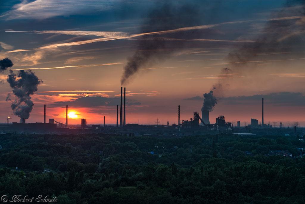 Duisburg-Industrie