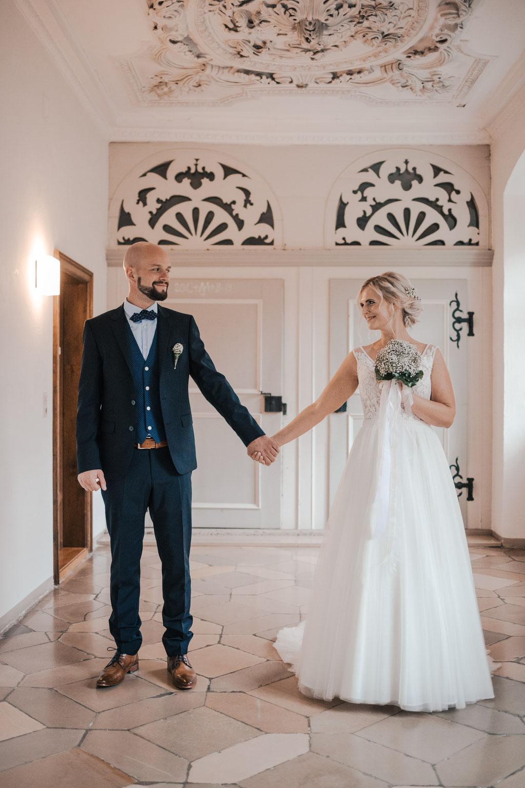 Kloster Wettenhausen, Heiraten, Fotografie, Hochzeitsfotos, Fotograf, Heiraten, Lets make memories, Photographie by Romina
