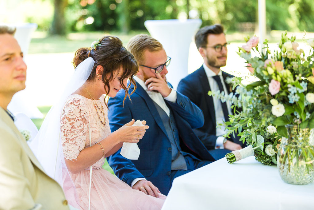 Heiraten im Busecker Schloß