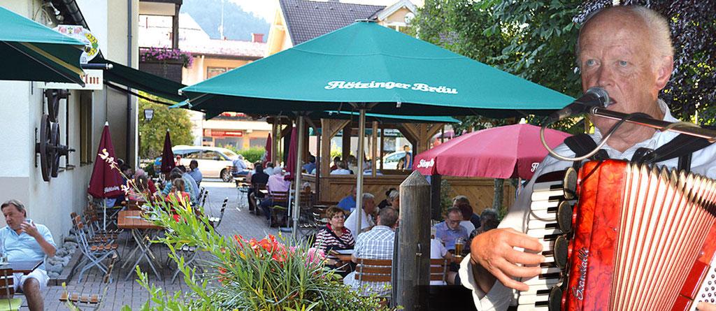 Sommer im Hotel zur Post in Kiefersfelden
