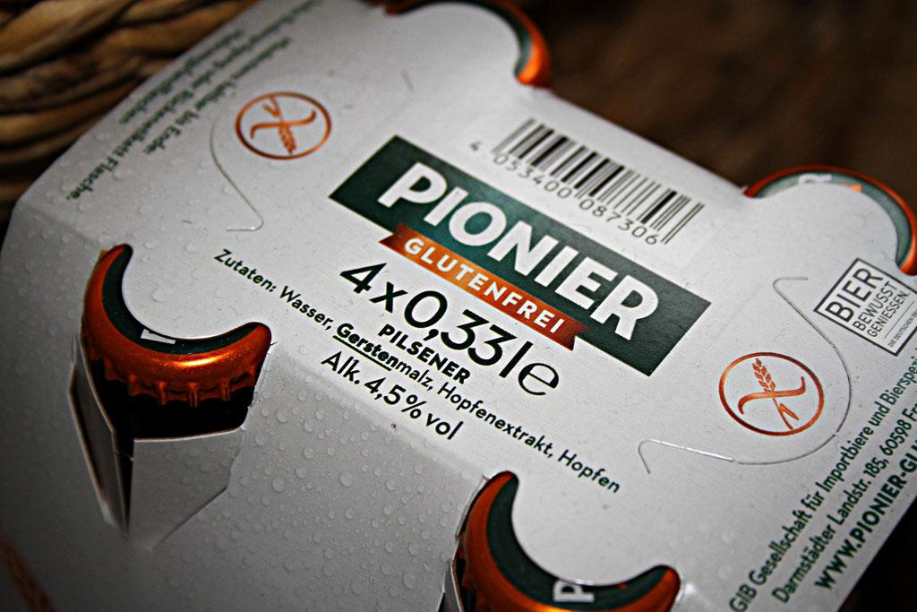 Pionier - glutenfreies Pilsener