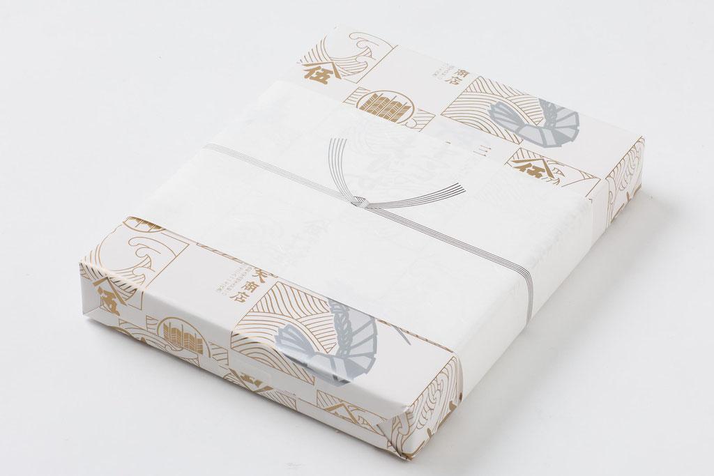 焼海苔 7帖入り箱 包装&掛紙