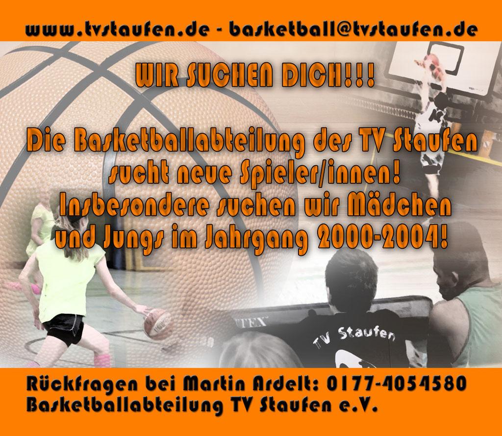 Event-Flyer TV Staufen