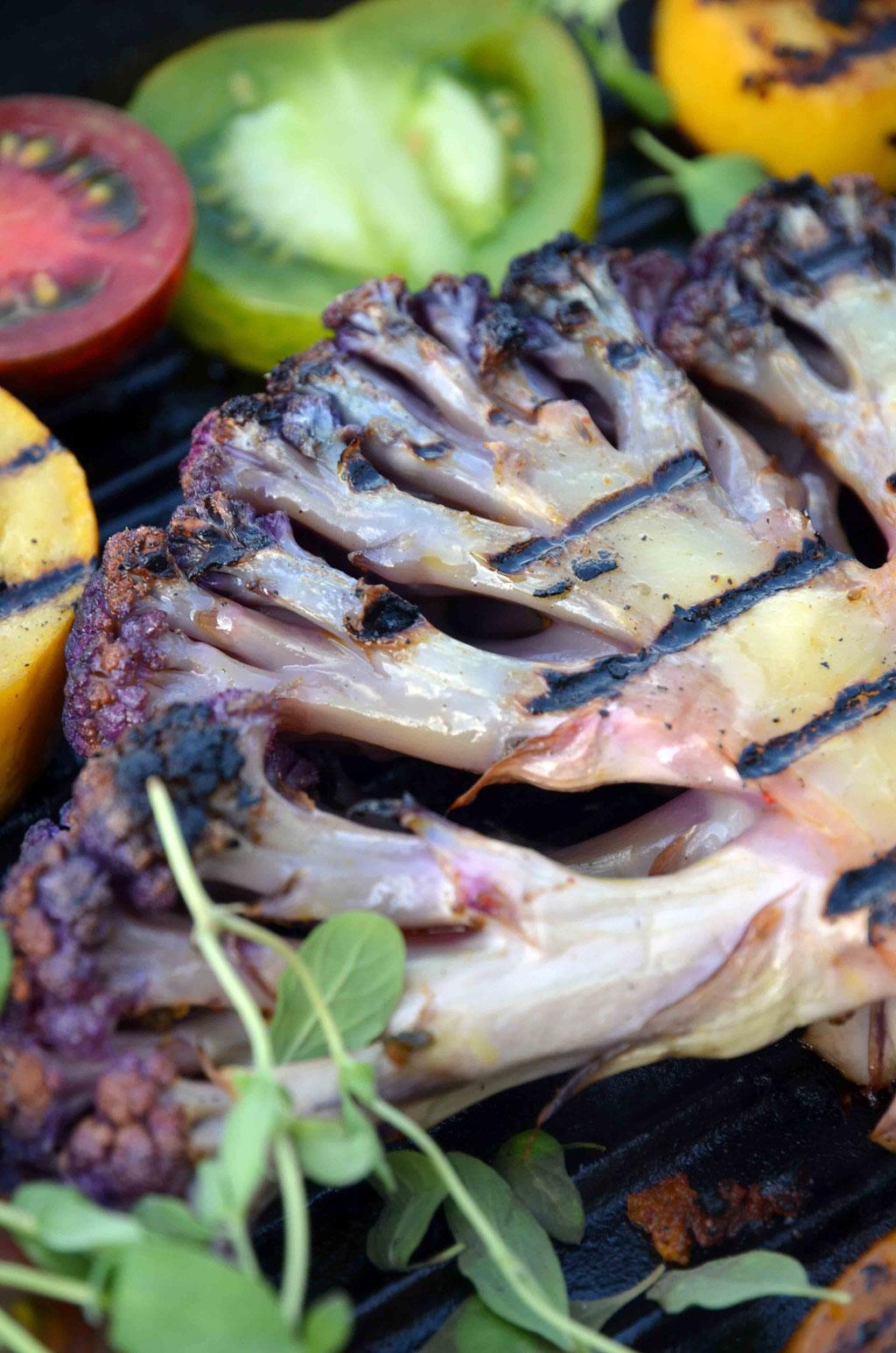 Buntes Gemüse vom Grill macht einfach in vielen Variationen Spaß.