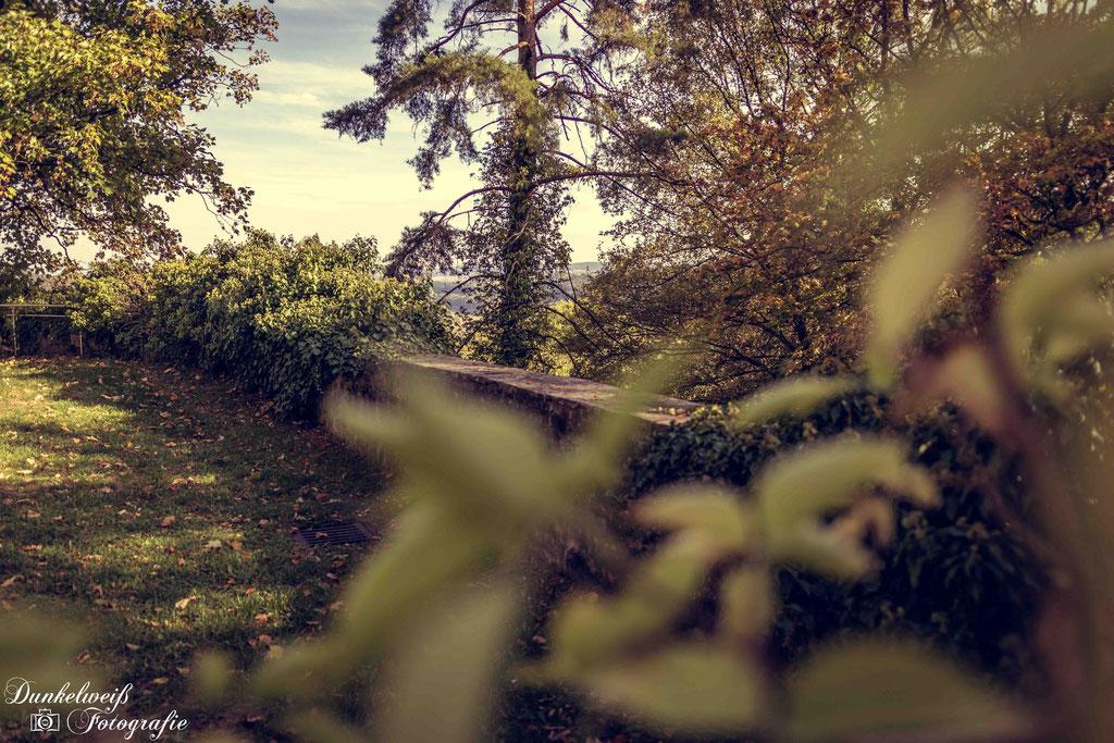 Landschaftsfotografie - Burg Vlotho