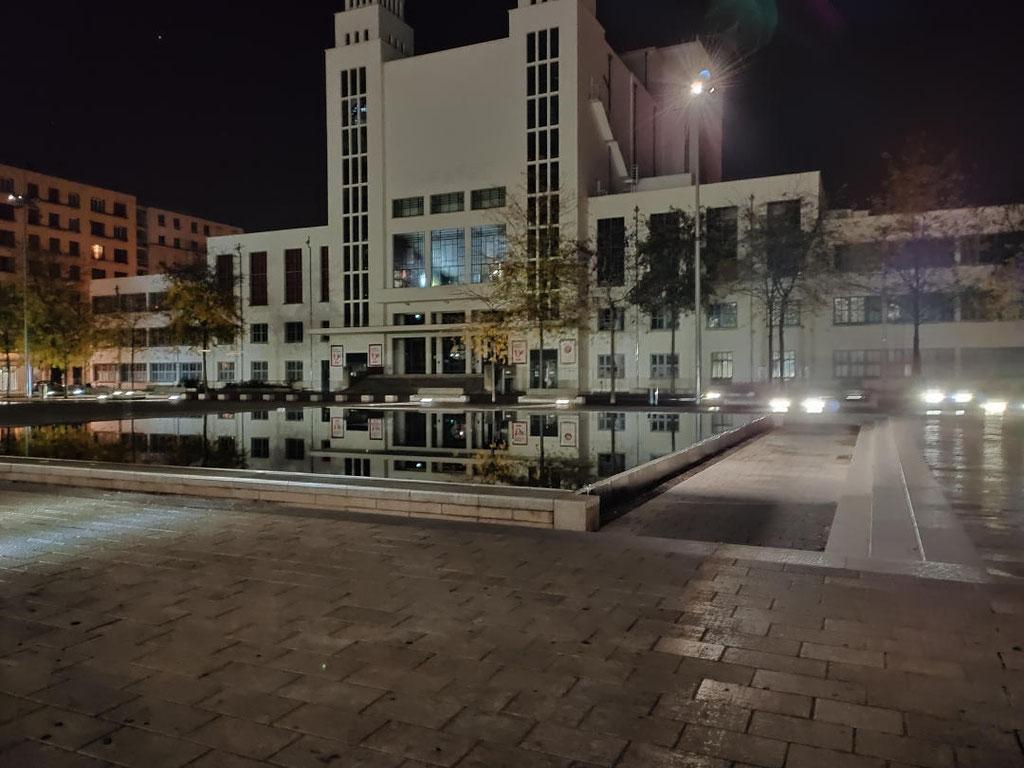 Photo de nuit prise par Realme 5 Pro