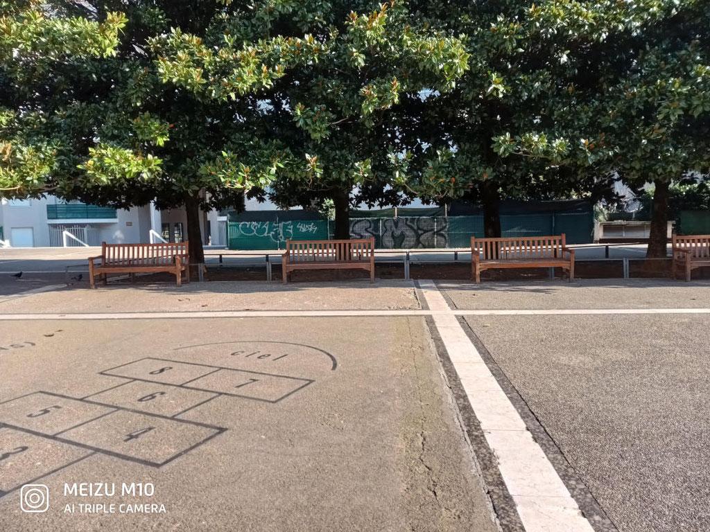 Photo prise avec le Meizu M10