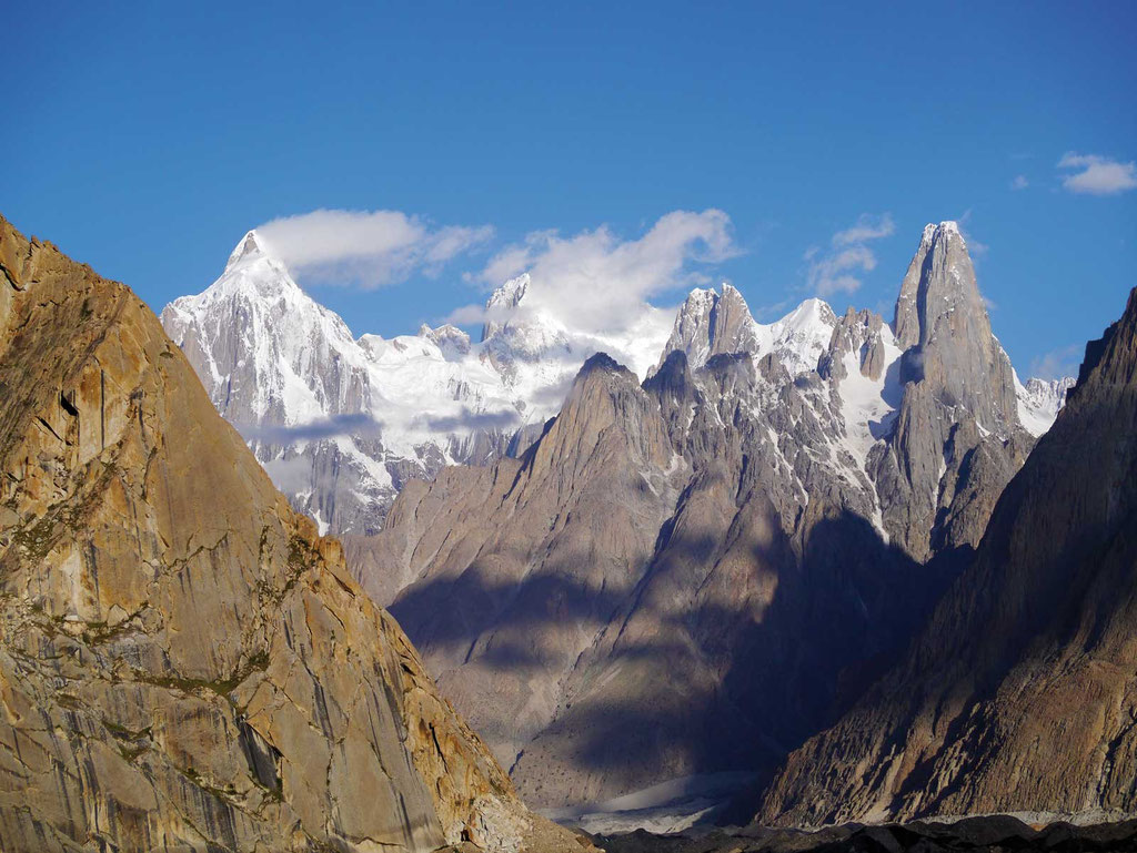 Trango Towers, Gasherbrum II, Gasherbrum 2, Gasherbrum Expedition, Expeditionen, Expeditionen in Pakistan,