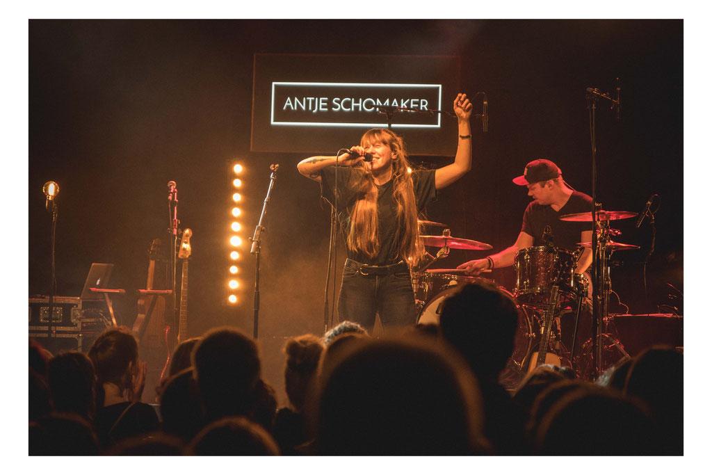 Antje Schomaker // Von Helden und Halunken Tour '18