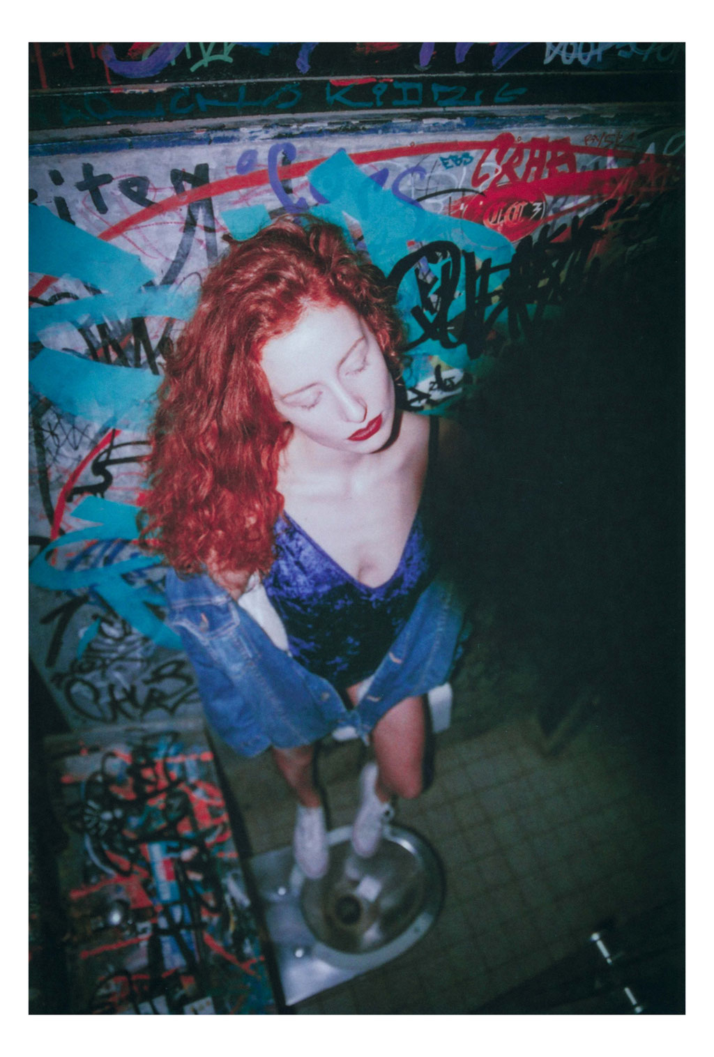 """Alice in Wonderland"" // Fuzz Magazine '19"