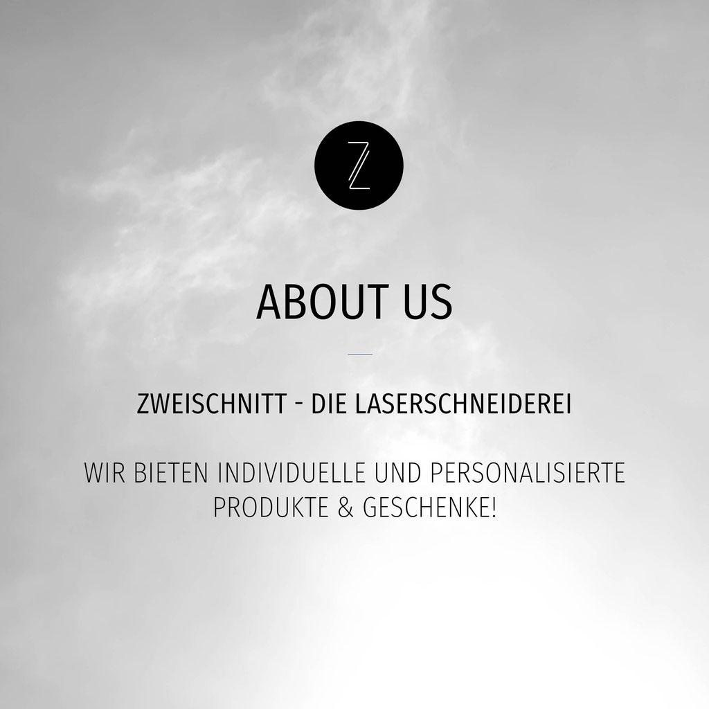 Wir bieten individuelle und personalisierte Produkte und Geschenke.